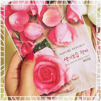 Nature Republic - Real Nature Mask Sheet (Rose) 10 sheets uploaded by Anna C.