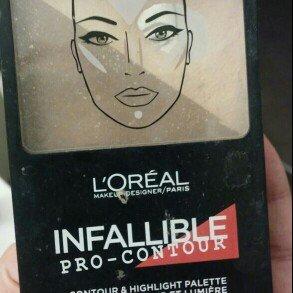L'Oréal Paris Infallible Pro Contour Palette Light/Clair 0.24 oz. Compact uploaded by Tara C.