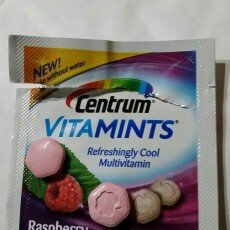 Centrum® VitaMints® Raspberry Adult Minty Chewables uploaded by Amanda P.