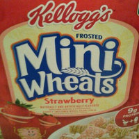 Kellogg's Frosted Mini-Wheats Strawberry Cereal uploaded by Katherine D.