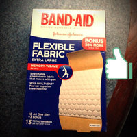 Band-Aid® Brand Adhesive Bandages Flexible Fabric Band Aids 100 ct. Box uploaded by Lauren A.