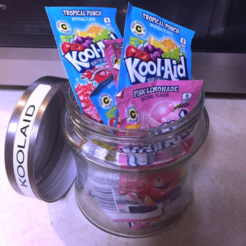 Photo of Kool-Aid Tropical Punch Unsweetened Soft Drink Mix uploaded by Kelsey R.
