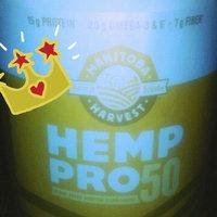 Manitoba Harvest Hemp Pro 50 Whole Food 50% Protein Powder, 5 lb Tub uploaded by Madeline C.