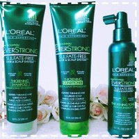 L'Oréal EverStrong Thickening Shampoo uploaded by Amanda S.