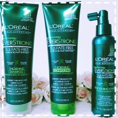 Photo of L'Oréal Paris EverStrong Thickening Shampoo uploaded by Amanda S.