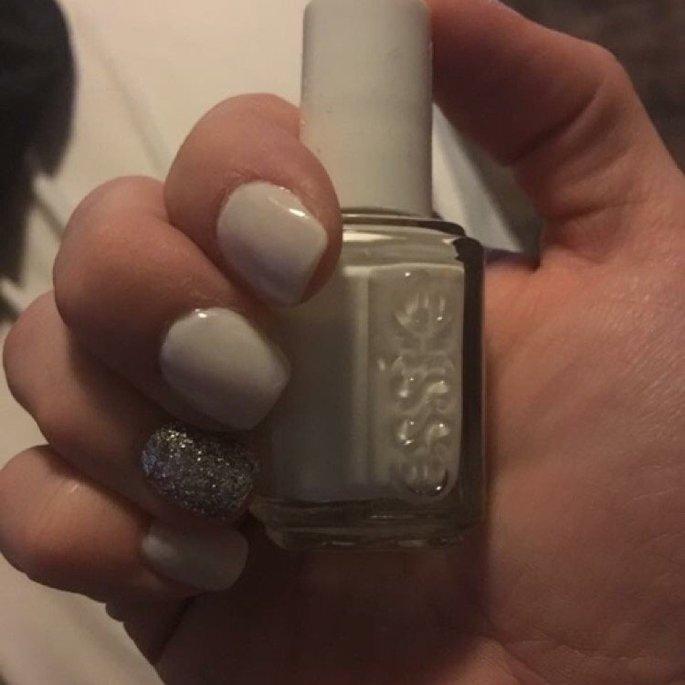 Essie Nail Color Polish, 0.46 fl oz - Marshmallow uploaded by Nicole N.
