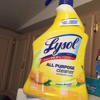 Lysol All Purpose Cleaner Lemon Breeze uploaded by Jahara C.