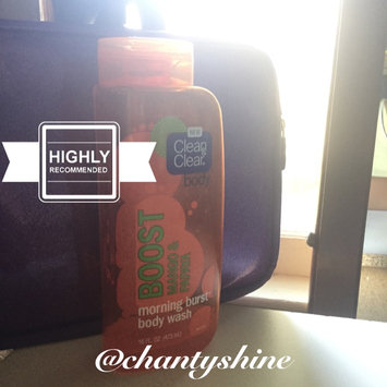 Photo of Clean & Clear® Morning Burst® Boost Body Wash uploaded by Chantelé G.