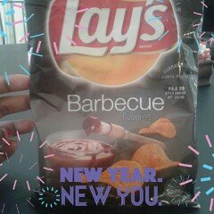 Photo of LAY'S® Barbecue Flavored Potato Chips uploaded by Sritha S.