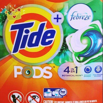 Photo of Tide PODS® Plus Febreze™ Laundry Detergent uploaded by Jennifer R.