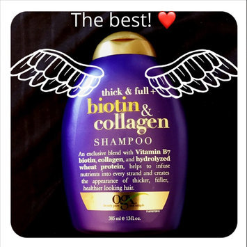 Photo of OGX® Biotin & Collagen Shampoo uploaded by Esmeralda R.