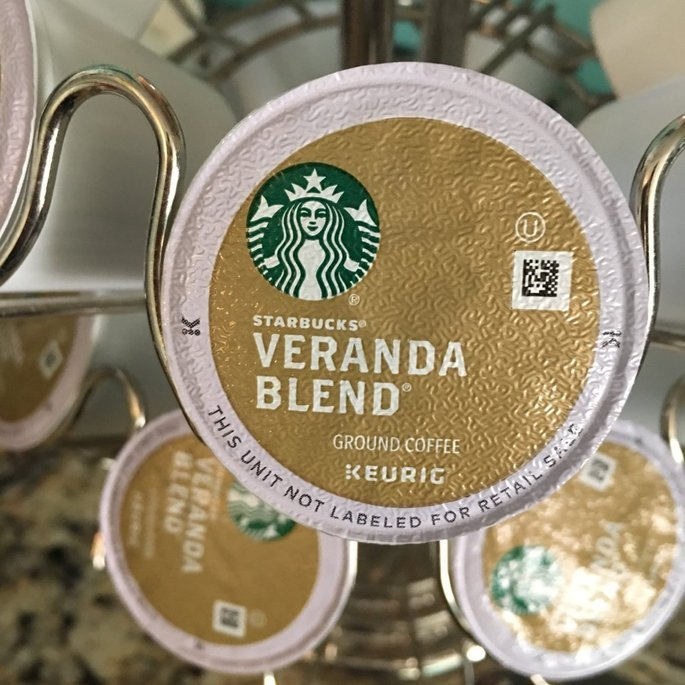 Starbucks Coffee Veranda Blend K-Cups uploaded by Honey C.