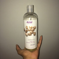 NOW Foods Solutions Castor Oil - 16 fl oz uploaded by Vanessa W.