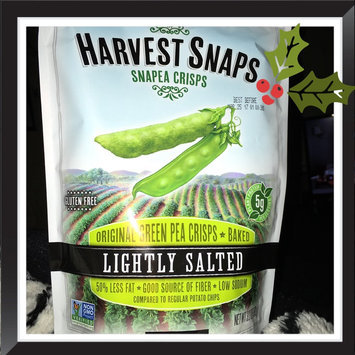 Photo of Harvest Snaps Snapea Crisps Lightly Salted uploaded by Brianna B.