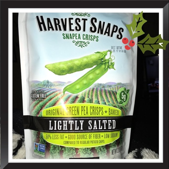 Harvest Snaps Snapea Crisps Lightly Salted uploaded by Brianna B.