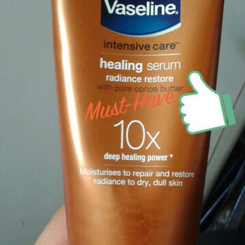 Photo of Vaseline® Intensive Care™ Radiance Restore Healing Serum uploaded by Carmen F.