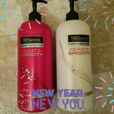 TRESemmé Keratin Smooth Salon Pump Shampoo  uploaded by Samantha S.