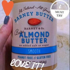 Barney Butter Almond Butter Smooth 16 oz - Vegan uploaded by Sarah F.