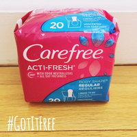 Carefree® Acti-Fresh® uploaded by Elsie B.