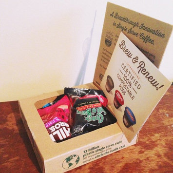 Photo of Chock Full O' Nuts 100% Colombian Coffee Medium Roast K-Cup Packs - 12 CT uploaded by Emalee S.