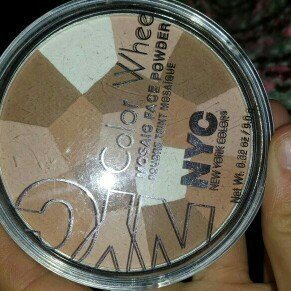 Photo of NYC Color Wheel Mosaic Face Powder uploaded by Nicole S.