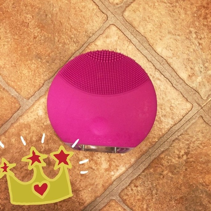 FOREO LUNA Mini Magenta uploaded by Veronica M.