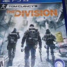 Photo of Tom Clancy's The Division (PlayStation 4) uploaded by brenda G.