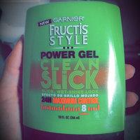 Garnier Fructis Style Clean Slick Power Gel uploaded by Keith D.
