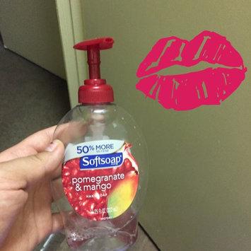 Photo of Softsoap Pomegranate & Mango Hand Soap, 11.25 fl oz uploaded by Rosa R.