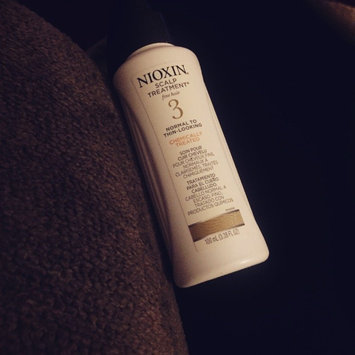 Photo of Nioxin System 3 Scalp Treatment Fine Hair 3.4 oz uploaded by Stacey L.