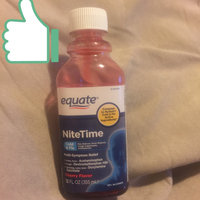 Equate Nitetime Cherry Flavor Cold & Flu Relief, 12 fl oz uploaded by Shelby E.