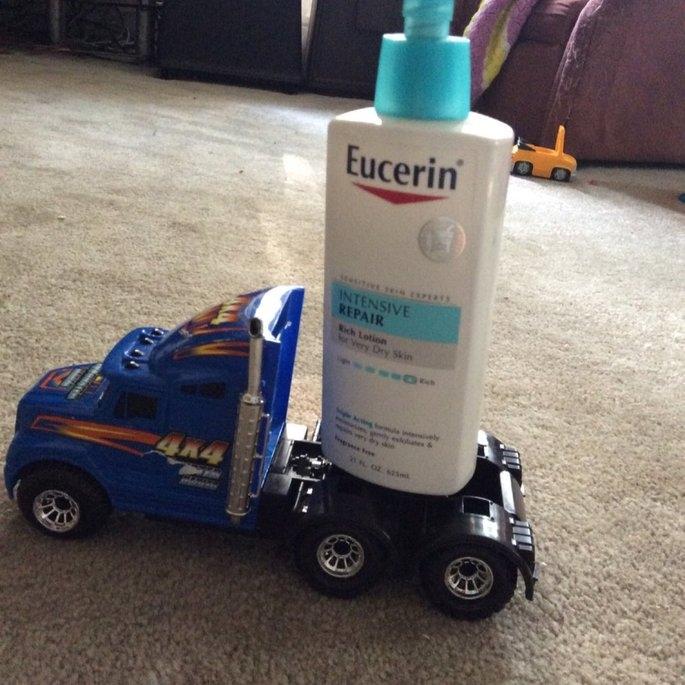 Eucerin Intensive Repair Very Dry Skin Lotion uploaded by Bobbi Jo M.