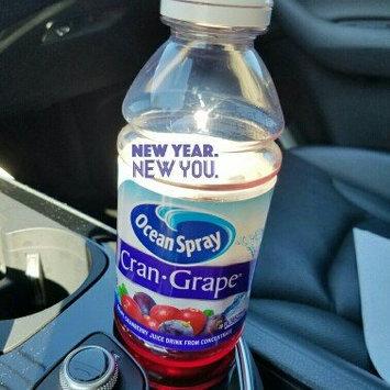 Photo of Ocean Spray Cran Grape Grape Cranberry Juice Drink uploaded by Tara  B.
