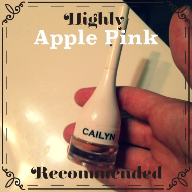 Cailyn Cosmetics Tinted Lip Balm uploaded by Lacey F.