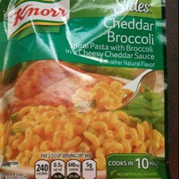 Knorr® Sides Cheddar Broccoli Pasta uploaded by Jennifer P.