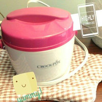 Crock-Pot 20-Ounce Lunch Crock Food Warmer, Pink uploaded by Kit N.