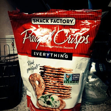 Photo of Pretzel Crisps® Crackers Everything uploaded by Lee B.