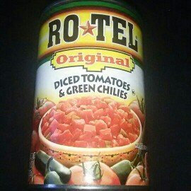 Photo of Ro-tel Diced Tomatoes & Green Chilies - 10 oz uploaded by Dana E.