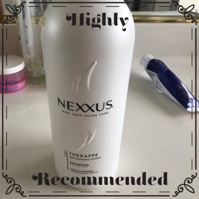 Nexxus Therappe Shampoo - 44 oz. pump uploaded by Rhoda S.