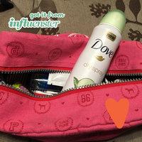 Dove® Original Clean Soft Dry Spray Antiperspirant Deodorant uploaded by Erika W.
