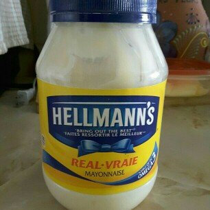 Photo of Hellmann's Real Mayonnaise uploaded by Bianca M.