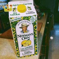 Newman's Own All Natural Virgin Lemonade uploaded by Anita B.