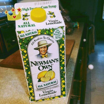 Photo of Newman's Own All Natural Virgin Lemonade uploaded by Anita B.