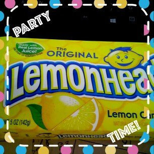 Photo of The Original Lemonhead uploaded by denise h.