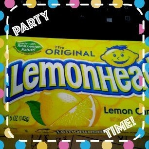 The Original Lemonhead uploaded by denise h.