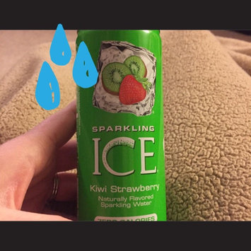 Sparkling ICE Waters - Kiwi Strawberry uploaded by Kayla H.