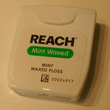 Photo of REACH® Mint Waxed Floss uploaded by Mandie M.