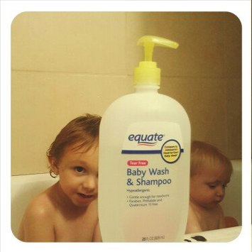 Photo of Equate Tear Free Baby Wash & Shampoo, 28 fl oz uploaded by Honey K.