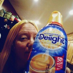 Photo of International Delight French Vanilla Creamer uploaded by Katie A.