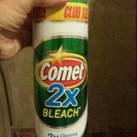 Comet with Bleach uploaded by Dana A.